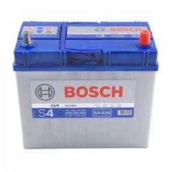 Akumulator BOSCH SILVER S4.020 45AH JP+ 330A 12V  0092S40200,545155033,S4020, Wrocław...