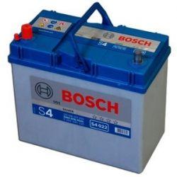 Akumulator BOSCH SILVER 45AH 330A JL+  12V 0092S40220,545157033 , S4022 S4.022 Wrocław ...
