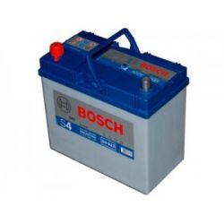 Akumulator BOSCH SILVER 45AH  330A JL+ 12V BOSCH S4.023 ,  0092S40230,545158033,S4023 Wrocław ...