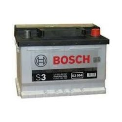 Akumulator BOSCH SILVER S3.004 53AH P+ 470A 12V 0092S30040,553400047, S3004,Wrocław...