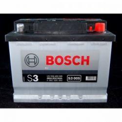 Akumulator BOSCH SILVER S3.005 56AH P+ 480A 12V 0092S30050,556400048, S3005,Wrocław...