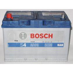 Akumulator NISSAN PATROL NISSAN PICK UP (D21) NISSAN SERENA (C23M) BOSCH 95AH 830A JL+ 12V BOSCH SILVER  S4.029 WROCŁAW...
