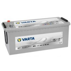 Akumulator VOLVO L110E, 120E, 150E, 180E, 220E,ZETOR 11245, 12245 Varta Promotive Silver 145Ah 800A K7 SHD WROCŁAW ...
