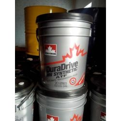 syntetyczny olej do skrzyń automatycznych DURADRIVE MV SYNTHETIC ATF 20L PETRO-CANADA ...