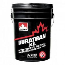 olej przekładniowo-hydrauliczny półsyntetyczny  do traktorów, maszyn rolniczych, górniczych i leśnych DURATRAN XL 20l PETRO-CANADA ...