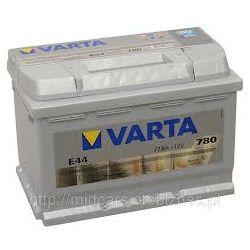 AKUMULATOR WROCLAW 77Ah 780A E44 VARTA SILVER DYNAMIC 5774000783162...