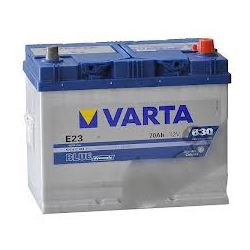 AKUMULATOR VARTA BLUE DYNAMIC E23 70Ah 630A LEXUS ES LEXUS GS LEXUS LS LEXUS RX LEXUS SC...