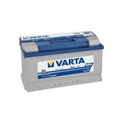 AUDI A4 AUDI A5 AUDI A6 AUDI A8 AUDI ALLROAD AUDI Q7 AUDI V8 akumulator VARTA BLUE DYNAMIC 95Ah 800A G3...