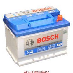 akumulator BOSCH SILVER 60Ah 540A BOSCH S4 0092S40040 Wrocław...