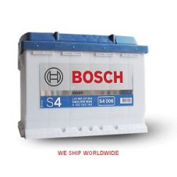 Akumulator BOSCH SILVER S4.006 60AH L+ 540A 12V BOSCH S4006,0092S40060 ,560127054 Wrocław...