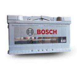 Akumulator Wrocław BOSCH 85AH 800A P+ 12V BOSCH SILVER PLUS S5.010 0092S50100,585200080, S5010...
