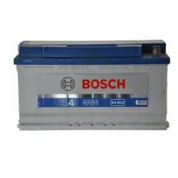 akumulator JAGUAR S-TYPE (CCX) JAGUAR XF (_J05_, CC9) JAGUAR XJ (X350, X358) JAGUAR XK BOSCH 95Ah 800A BOSCH S4 013 WROCŁAW...