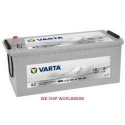 Akumulator KOMATSU PC210/LC/NLC-8/LC-8 MH PC228USLC-3 PC230NHD-8 PC240-8 SL, PC240LC/NLC-8 Varta Promotive Silver 145Ah 800A K7 SHD WROCŁAW...