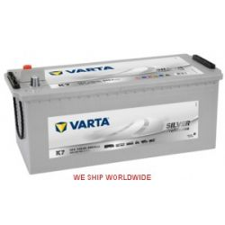 Akumulator SAME 1056P, 1056PT,MERCURY,Minitauro,PANTHER,TAURUS,Leopard C Varta Promotive Silver 145Ah 800A K7 SHD WROCŁAW...
