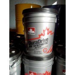 syntetyczny olej do skrzyń automatycznych DURADRIVE MV SYNTHETIC ATF 20L PETRO-CANADA...