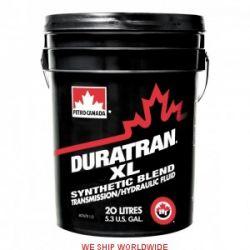 olej przekładniowo-hydrauliczny półsyntetyczny do traktorów, maszyn rolniczych, górniczych i leśnych DURATRAN XL 20l PETRO-CANADA...