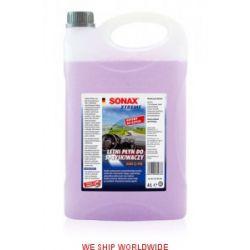 płyn do spryskiwaczy SONAX Xtreme - gotowy letni płyn do spryskiwaczy 4l nano pro 272405 Wrocław...