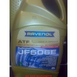 OLEJ syntetyczny do skrzyni RAVENOL ATF JF506E 4L ATF Type K17, ATF Type 3100 PL085, ATF N402,3100PL085...