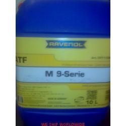 OLEJ RAVENOL ATF M 9-Serie 10l MB 236.12,MB 23612,MB 236.10,MB 23610...