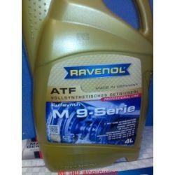 OLEJ RAVENOL ATF M 9-Serie 4l MB 236.12,MB 23612,MB 236.10,MB 23610...