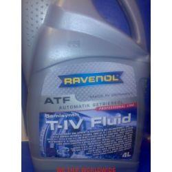 RAVENOL ATF T-IV FLUID AISIN TOYOTA MAZDA 4L...