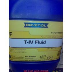 RAVENOL T-IV Fluid 10L TOYOTA JWS 3309 08886-81016...