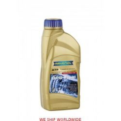 RAVENOL DPS Fluid 1l Honda CR-V Honda Odyssey Honda Element Honda Fit...