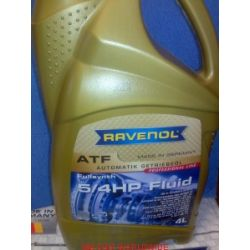 Audi A4 1.6 1.8 20V 1.8 Turbo Quattro 1994-1999 olej do automatu RAVENOL ATF 5/4 Fluid 4L...