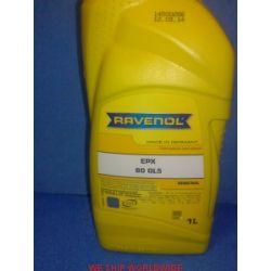 olej RAVENOL EPX SAE 80 1l ZF TE-ML 16C - ZF TE-ML 16D - ZF TE-ML 17B...