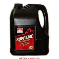 olej silnikowy 10W40 10W-40 10W 40 Supreme 4l PETRO-CANADA API SN...