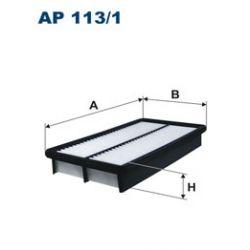 filtr powietrza MAZDA 6 MAZDA 626 MAZDA MPV II AP113/1 RF2A13Z40A...