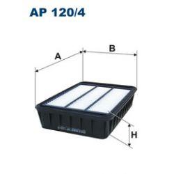 filtr powietrza Mitsubishi OUTLANDER II Peugeot 4007 AP120/4...