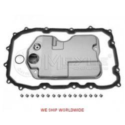 filtr oleju automatycznej skrzyni biegów i uszczelka i tulejki Porsche Cayenne 3.2 3.6 4.5 4.8 3.0 TDI S Turbo 95530740300 95530740301...