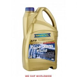 olej RAVENOL ATF Type J2/S Fluid 4l Nissan 999MP-MTS00P Matic Fluid S...