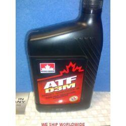 Dexron ATF III ATF D3M mineralny olej do skrzyń automatycznych...