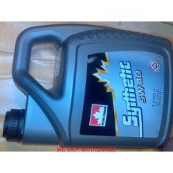 5W40 5W-40 Petro Canada 5l 502.00 505.00 505.01 BMW LL-04 Porsche Ford M2C917A...
