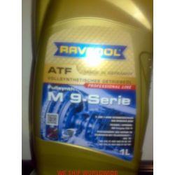 OLEJ RAVENOL ATF M 9-Serie 1l MB 236.12 MB 23612 MB 236.10 MB 23610...