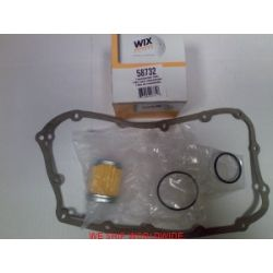 filtr oleju skrzyni biegów zestaw z uszczelkami Auto Trans Filter Kit WIX 58732 B355, F337, FK338, FT1219, P1306, T1306, TF1227...