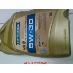 olej RAVENOL Longlife LSG SAE 5W-30 5l GM-LL-A-025, GM dexos2, 93165557...
