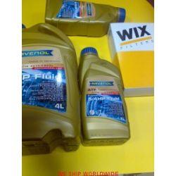 Zestaw do wymiany oleju w automatycznej skrzyni biegów ZF 5HP18 (A5A310Z) 5/1...
