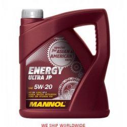 olej MANNOL Energy Ultra JP 5W-20 4l GM dexos1...