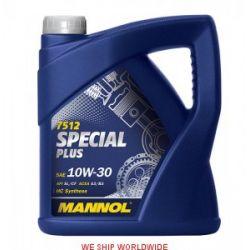 olej 10W30 MB 229.Mannol 5l VW 501.01/505.00 MB 229.1...