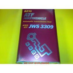 MANNOL ATF MULTIVEHICLE JWS3309 DEXRON III T-IV 4L...
