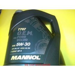 FORD OLEJ FORDA FORMULA F 5W30 5W-30 5l MANNOL...