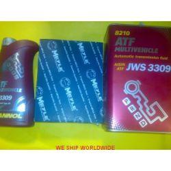 zestaw do wymiany oleju w skrzyni biegów Mercedes A140 A160 A140 CDI A160 CDI A170 CDI A190 A210 722.7...