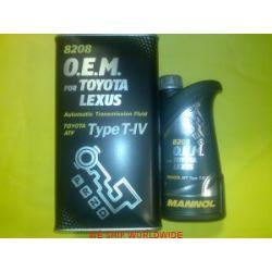 zestaw oleju do automatycznej skrzyni biegów Nissan Maxima Altima Quest Suzuki XL7...