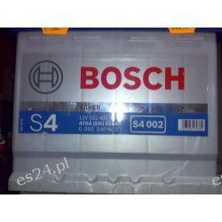 Akumulator 60Ah 540A 12V P+ BOSCH SILVER S4 Wrocław