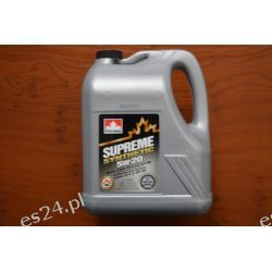 olej silnikowy HONDA Odyssey EX 3.5 V6 2009r 5W-20 Full Synthetic Petro-Canada
