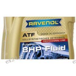 RAVENOL ATF 8 HP Fluid 4L  BMW AUDI LAND ROVER ZF serii 8HP,ZF serii 6HP
