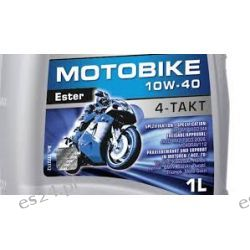 olej RAVENOL Motobike 4-T Ester SAE 10W-40 1L JASO MA,API SM PÓŁSYNTETYK